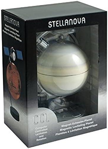 15 cm Magnet-Schwebe-Planet  Schwebeglobus Saturn