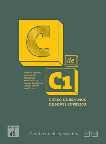 C de C1 - cuaderno de ejercicios [Lingua spagnola]