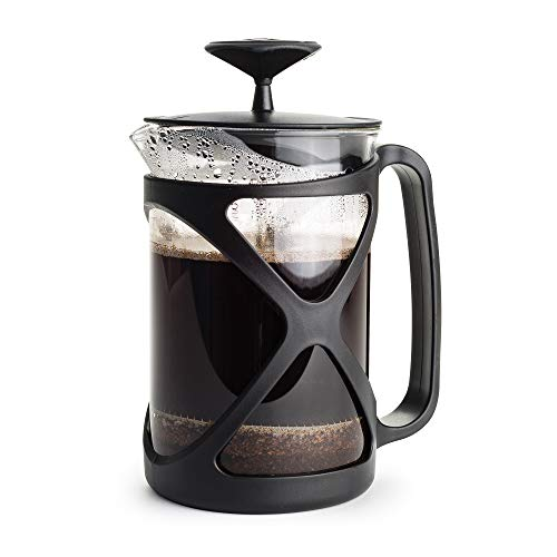 (57% OFF Deal) French Press Premium Filtration with No Grounds, $9.52