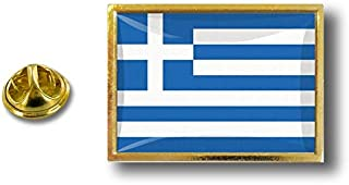 Spilla Pin pin's Spille spilletta Giacca Bandiera Distintivo Badge Grecia