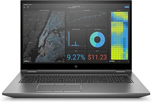 """HP ZBook Fury 17 G7 Estación de Trabajo móvil - 43,9 cm (17,3"""") - Core i9 10885H - Plateado"""