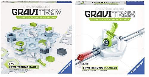 GraviTrax 27596 Bauen Konstruktionsspielzeug & 27592 Hammerschlag Konstruktionsspielzeug