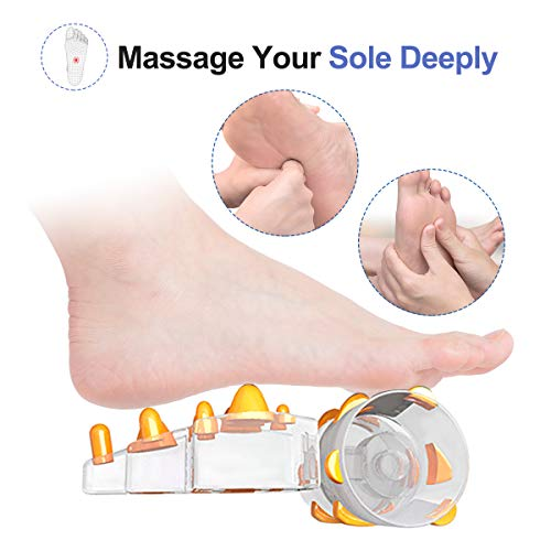 RENPHO Foot Massager with Shiatsu Tapping Heat and Compression, Deep Kneading Electric Foot Massage Machine with Memory Feature for Plantar Fasciitis Pain Relief