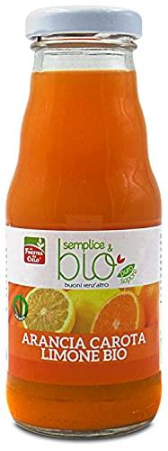 La Finestra Sul Cielo Semplice&Bio Acearanciacarotalimone Bio - 200 ml
