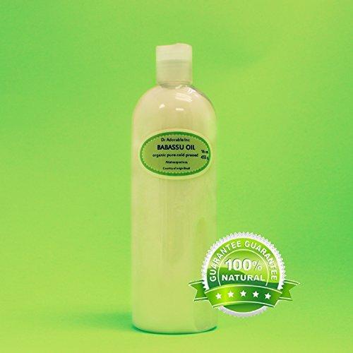 Babassu Aceite Puro Prensado en Frío Orgánico 470ml