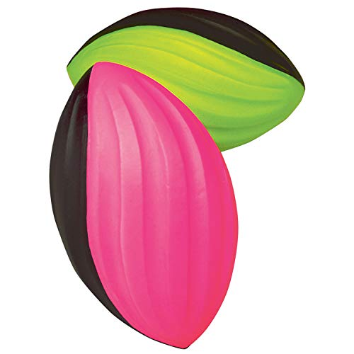 POOF Mini Power Spiral Football, 5.5 Inch, Colors May Vary Kids Foam Football