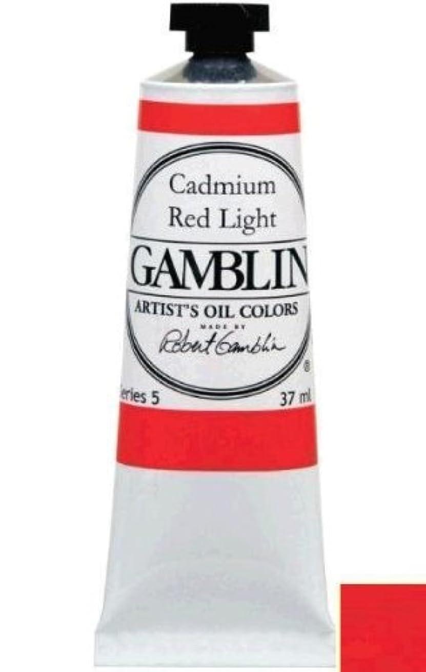 Gamblin Artist Oil 37Ml Napthol Red