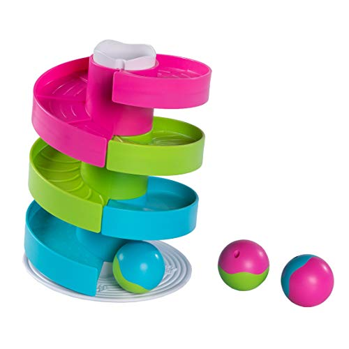 Fat Brain Toys Wobble Run Baby Toys & Gifts for Ages 1 to 2