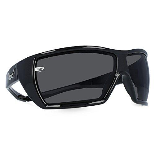 Gloryfy Unbreakable eyewear G12 - Gafas de sol, color negro