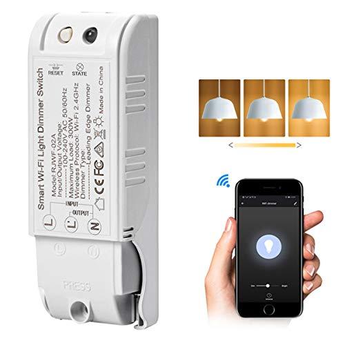 OurLeeme atenuador de luz inteligente, WiFi Interruptor Smart...