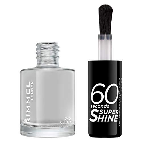 Rimmel - Vernis à Ongles 60 Seconds Super Shine -...