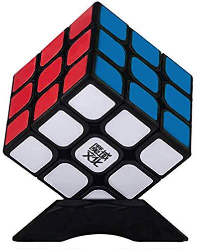 ROXENDA MOYU Aolong V2 Cubo Mágico Speedcubing, 3 x 3 Pegatina Dados Mágicos, Versión Actualizada