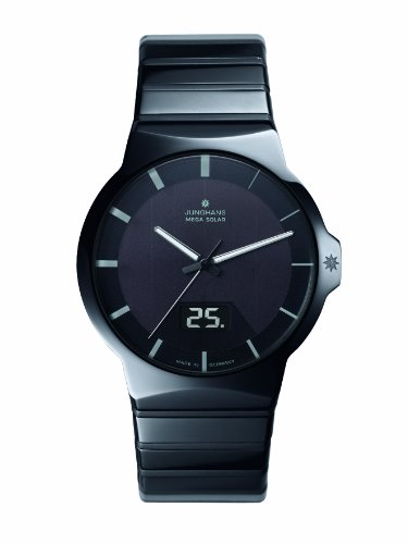 Junghans Herren-Armbanduhr XL Force Analog - Digital Keramik 018/1133.44