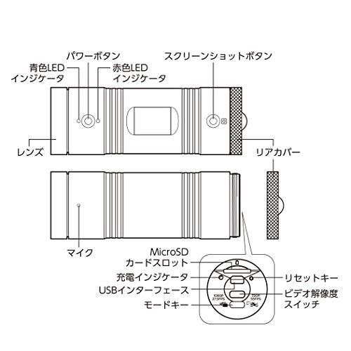 41xaBkOaHuL - アクションコムとドライブレコーダーを兼ねた『ミッドランド MIDLAND XTC290 』の実力