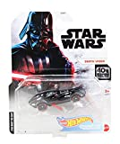 Hot Wheels Character Cars Star Wars 40th The Empire Strikes Back Edition - Coche a escala 1:64