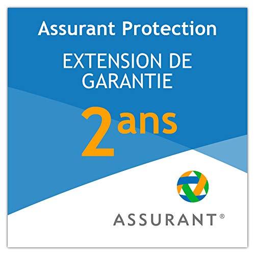 2 ans extension de garantie pour...