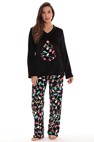 Just Love Plush Pajama Sets for Women 6742-10122-3X