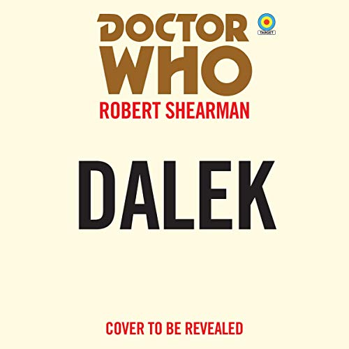 Doctor Who: Dalek cover art