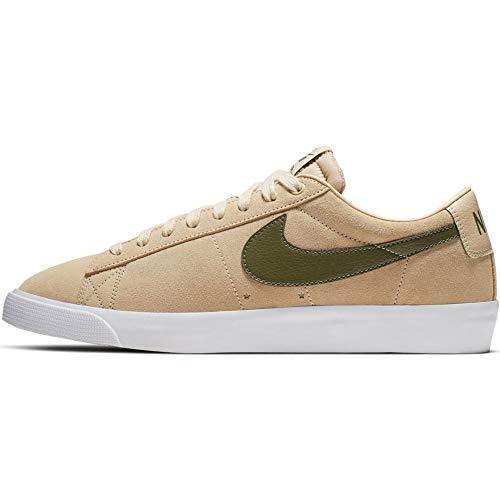 Nike SB Zoom Blazer Low GT, Zapatillas de Deporte Unisex Adulto, Multicolor (Desert Ore/Medium Olive 000), 46 EU