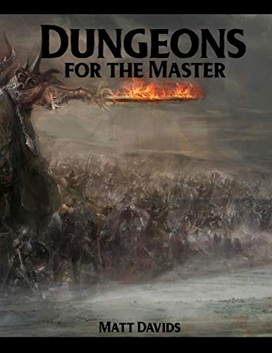 Dungeons for the Master: 177 Dungeon Maps and 1D100 Encounter Table (Tabletop Role-Playing Game Resources)
