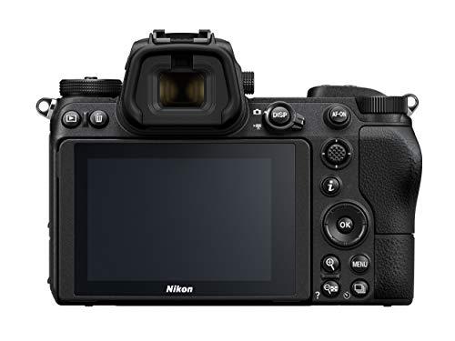 41xaHseZiCL - Nikon Z6 Full Frame Mirrorless Camera Body
