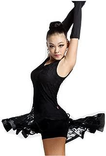 Motony Latin Dance Dress New Style Sleeveless Dance Practice Costume Adult Performance Clothes Square Dance Wear