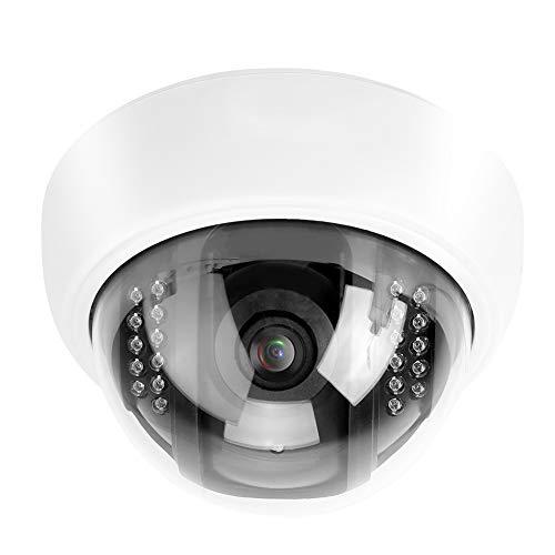 LXYPLM Cámara Vigilancia Cámara De Domo Al Aire Libre 1080P HD WiFi WiFi Seguridad Inalámbrica Cámara IP Visión Nocturna para Exteriores Al Aire Libre 100-240V AU Enchufe