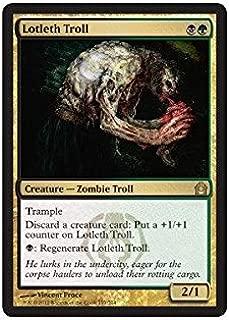 Magic: the Gathering - Lotleth Troll (177) - Return to Ravnica