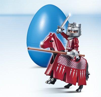 PLAYMOBIL® 4920 - Osterei - Roter Turnierritter