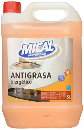 Mical Profesional Antigrasa Energético 5L