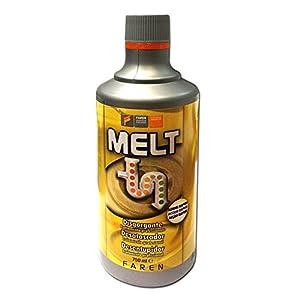 MELT Disgorgante profesional líquido rápida profesional Desatascador sgombratubi 750 ml