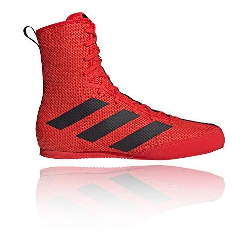 Adidas Box Hog 3 Plus Boxeo Zapatillas - AW19-41.3