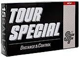 Srixon Tour Special SF Bolas 4 Capas De Golf, Unisex Adulto, Blanco, M