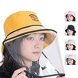 レディースバイザー ハット UVカット 紫外線 日焼け 帽子 使い方2way フェイスカバー つば広 取り外し可能 レディースハット 漁師帽