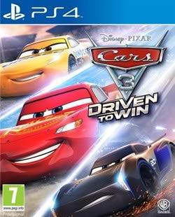 Cars 3 Driven To WIN [