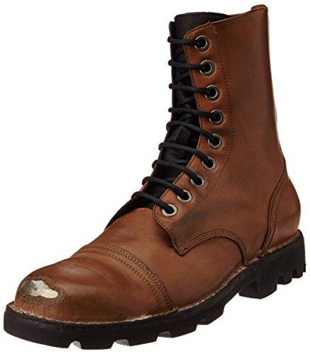 Diesel Zapatos Abotinados Steel Marrón EU 40