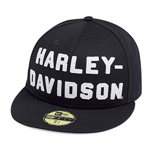 HARLEY-DAVIDSON® Men's Felt Letter 59FIFTYCap - 99467-19VM