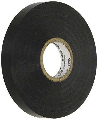 3M スコッチビニールテープ Super88 耐熱難燃耐寒仕様 10mm幅x20m