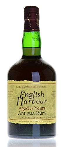 English Harbour 5 años (1 x 0,7 l)