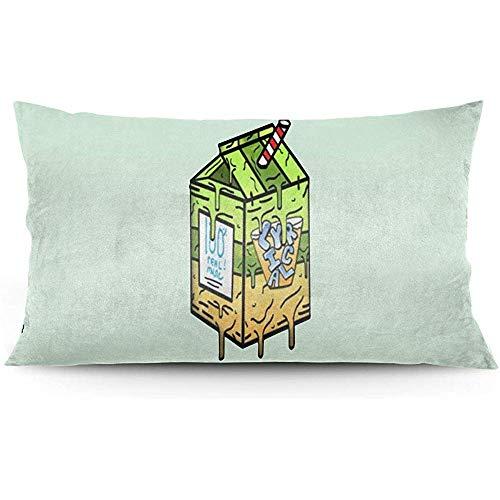 Lyrical-Limonade Kissenbezüge Dekorative Soft Square Kissenbezug Für Sofa Wohnzimmer Schlafzimmer