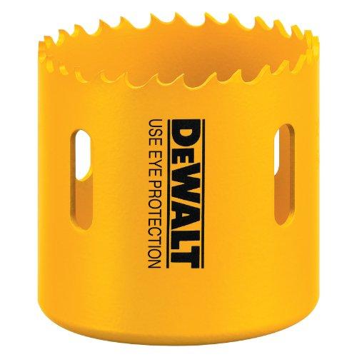 DEWALT Hole Saw, Bi-Metal, 2-1/2-Inch (D180040)