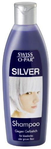 Swiss-o-Par Silver Shampoo, 3er Pack (3 x 0.25 l)