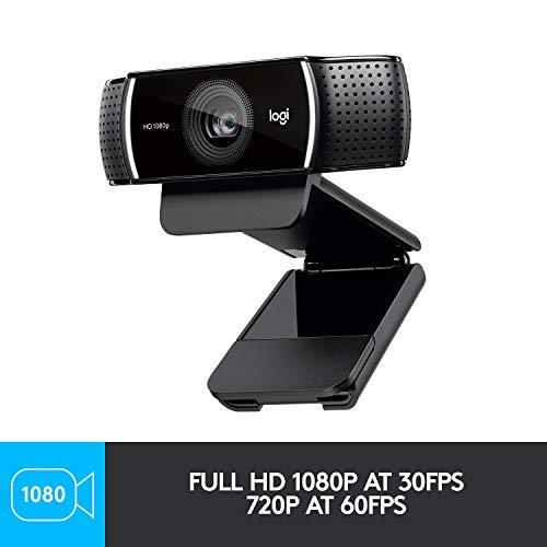 Build My PC, PC Builder, Logitech  C922x Pro Stream Webcam