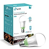 TP-LINK - Bombilla LED inteligente, Wi-Fi, E27, 10 W [clase energética A+], Dimmable Soft Warm White, E27, 10 wattsW