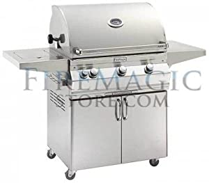 Fire Magic Grills Aurora A660S-6L1N-61 Portable Stand Alone Grill - NG