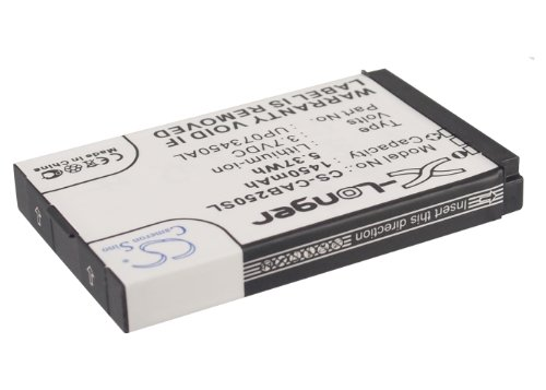 Battery Compatible with Caterpillar B25, Rechargeable Replacement Cellphone Battery