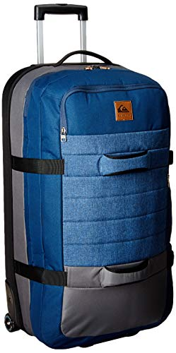 Quiksilver Men's New Reach Luggage Roller, moonlight ocean, 1SZ