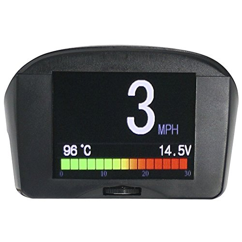 Autool X50 Plus Digitales Auto-Diagnosegerät, OBD II