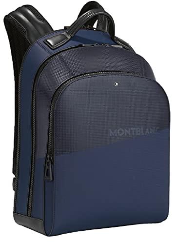 Montblanc MB Extreme 2.0 Backpack S wPrint Zaino, Bl/BK (Multicolore), taglia unica Unisex-Adulto