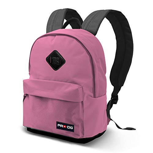 PRODG PRODG Pink-Freetime Block Backpack (Small) Rucksack, 34 cm, 11.2 liters, Pink